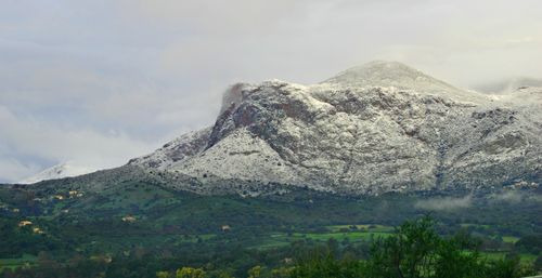 Monte gozzu mars 2010